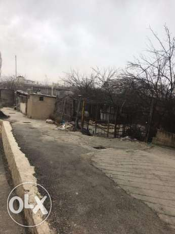 zahle land close to the highway for sale