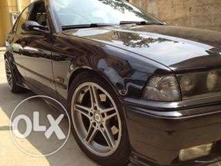 "jnouta 17"" for bmw e36 ktir ndaf"