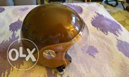 Lisa Smith vintage helmet