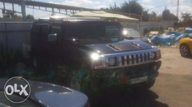 Hummer car for sale النبطية -  2