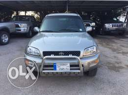Toyota Rav 4 1999 full options no accident