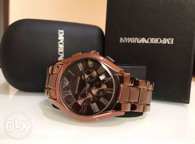 Genuine Armani Antique bronze very rare edition