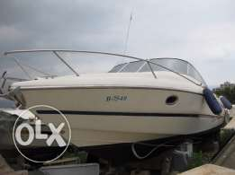 Cruiser boat for sale