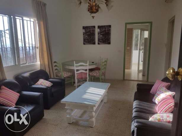 Apartment for rent in Hazmieh, 115 sqm, furnished