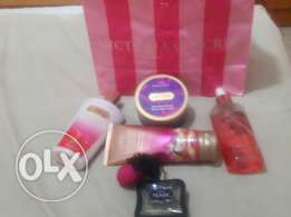 Victoria's secret 5 products ( all together SPECIAL PRICE)