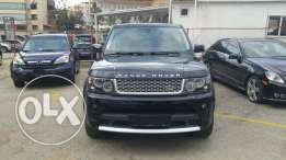 Range Rover Sport 2008 look 2012 blk/blk clean carfax 70000miles