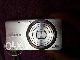 Sony cyber shot 16.1 mp