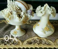 Classic vases hand made age 20 years old