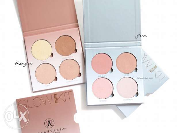 Anastasia Beverly Hills Gleam & Glow kit
