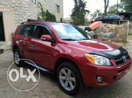 Toyota Rav4 full option 4x4 full option 2012 clean carfax
