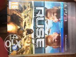 RUSE ps3 game