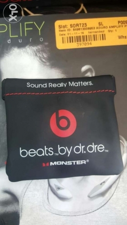 Monster HEADPHONES Beats راس  بيروت -  2