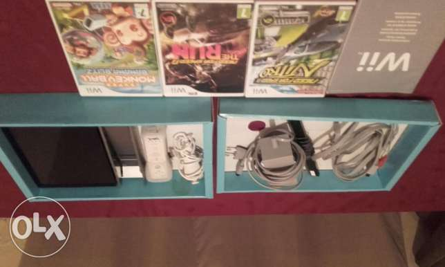 Wii from France