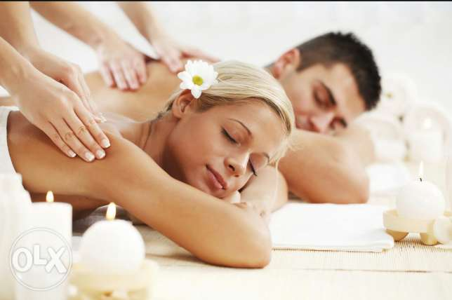 Medical relaxing massage