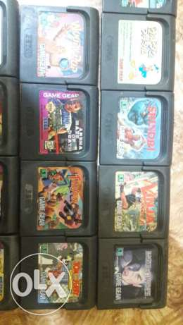 sega gamegear games starting 6 dol