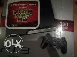 Play Station3 with 7 Original Games