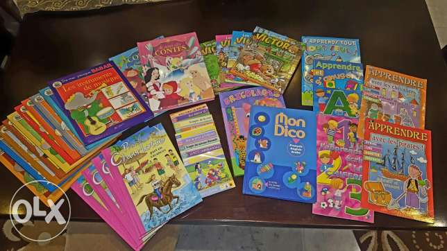 French Encyclopedia for kids