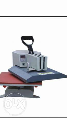 Sublimation machines and accessories