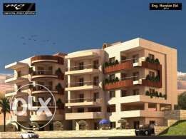 high end finishing apartment for sale