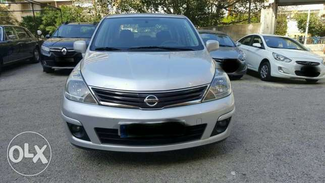 Nissan Tiida 2013, Full, 58000 KM Only !!