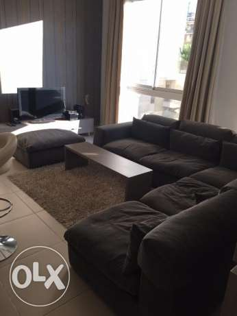For Rent, One Bedroom Apartment, Fully Furnished - Gemayze, Saifi