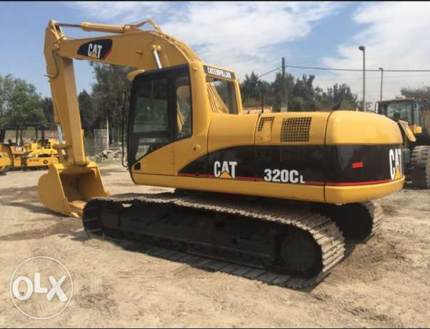 CAT Caterpillar 320 CL model: 2005