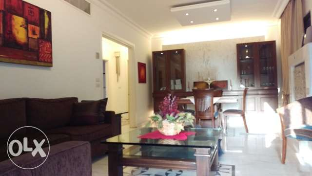 luxurious furnished apartment for rent in ras beirut near downtown