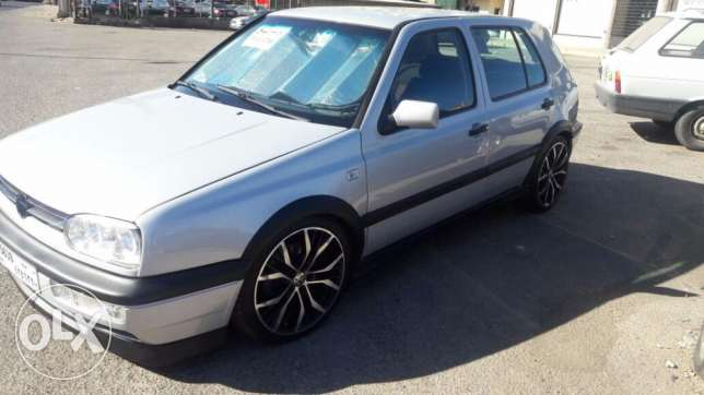 Golf 3 in a good condition كسروان -  2