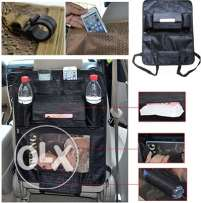 Car seat multifunctional storage bag