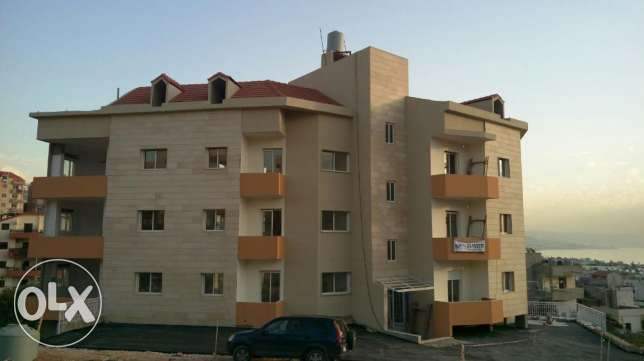 Appartment for rent in Amchit jbeil