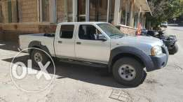 Nissan frontier / 2002 / 6 cylindre / automatic