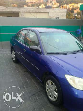 Honda civic 2004 كسروان -  2