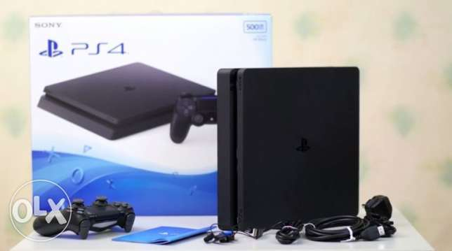 Ps4 Slim New In box for sale