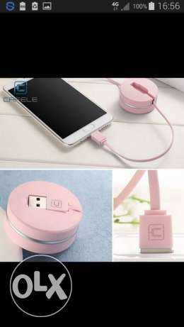 Usb cable samsung and iphone