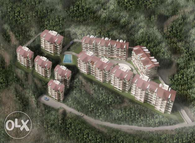 Apartments in Bchamoun