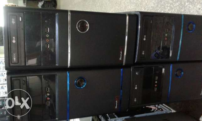 4 case core 2duo.very good