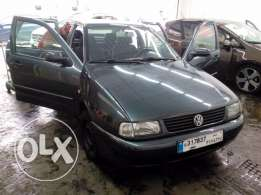 Volkswagen POLO - GOLF 4 Engine and parts 2002