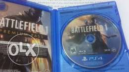 battlefield 1 and cod black ops 3
