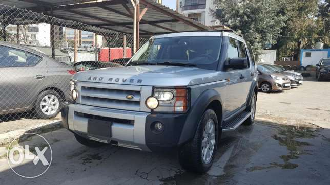 LR3 2006 v8 original paint excellent condition
