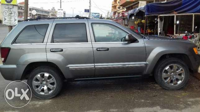 Grand Cherokee Limited 2008