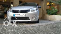 Renault Sandero 1.6 Model 2013, full options, fully loaded airbags, an