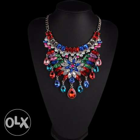 Bohemia Crystal Necklaces & Pendants Luxury #12 راس  بيروت -  2
