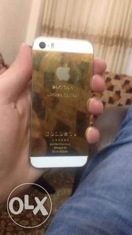 iphone 5s gold limited