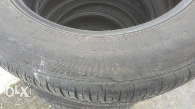Kumho used tires