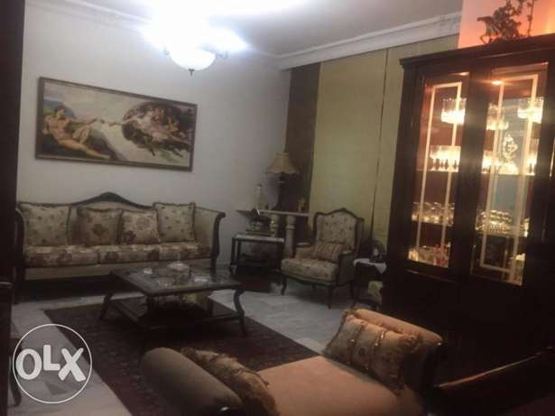 270m Furnished Appartment in Jdeideh