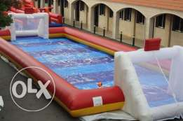Inflatable games / jeux gonflables