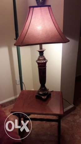 Nice pair of lampadaires in brown color المرفأ -  2