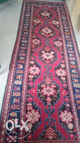Kedashen Antique carpet from Karapagh over 100 years old.