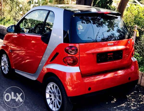 Mercedes Smart fortwo 2008 full automatic