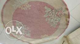 Round carpet 150cm diameter